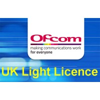 UK Light Licence - ONLY 1 required