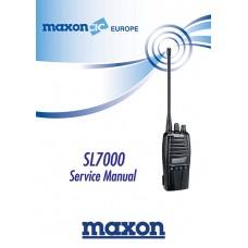 Maxon SL7000 Service Manual