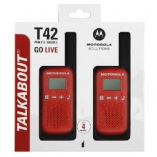 Motorola T42, Leisure PMR446 twinpack
