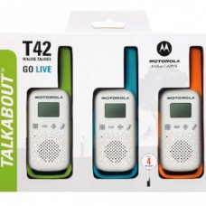 Motorola T42, Leisure PMR446 Triplepack